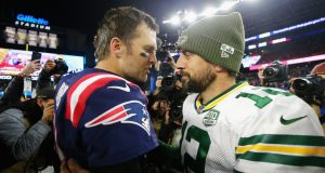 Aaron Rodgers Thinks It's Funny People Still Doubt Tom Brady