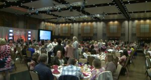 Annual Secret Sisters Society lunch promotes women's health