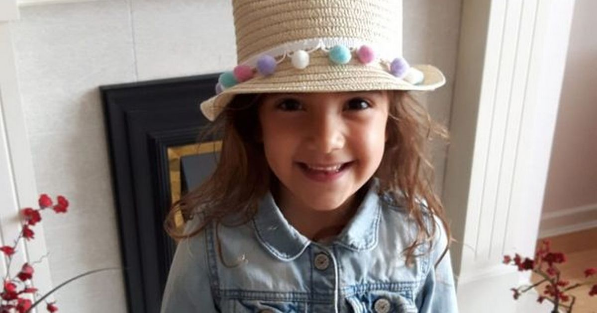 'Happy, funny, energetic' daughter, 5, dies suddenly and tragically
