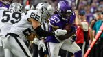 NFL Week 3 grades: Vikings get an 'A-' for blowing out Raiders, Dolphins finally avoid an ...