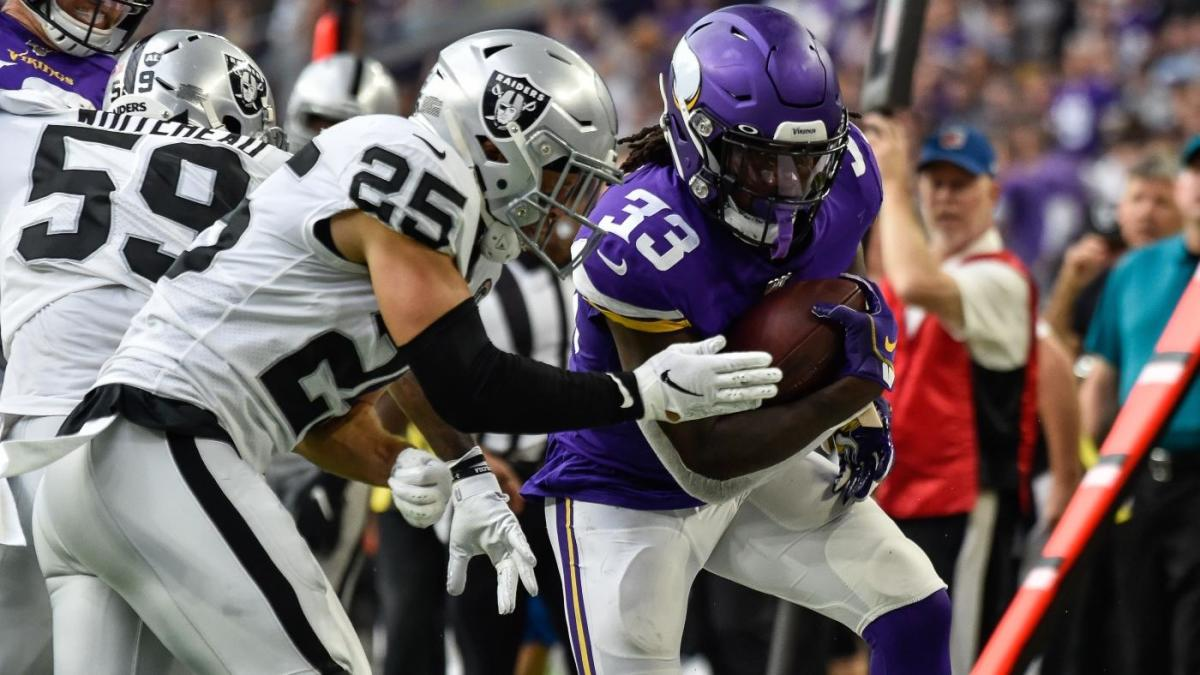 NFL Week 3 grades: Vikings get an 'A-' for blowing out Raiders, Dolphins finally avoid an …