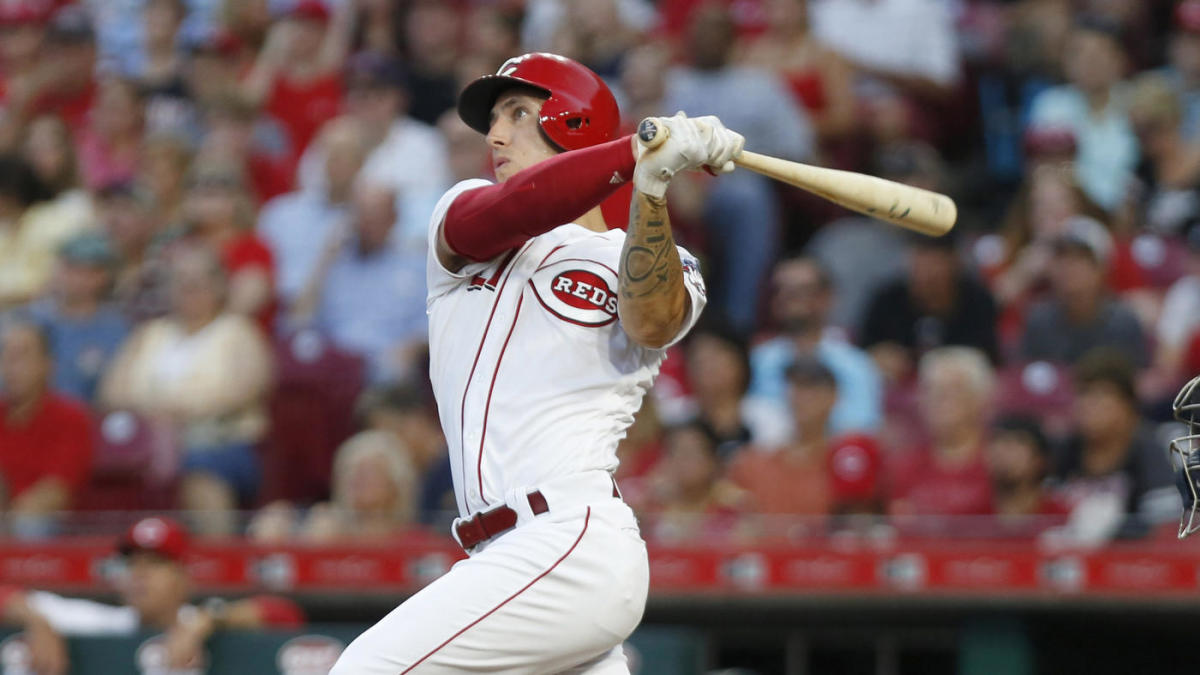 Reds' Michael Lorenzen joins Babe Ruth as players to homer, earn win, and play field in si…