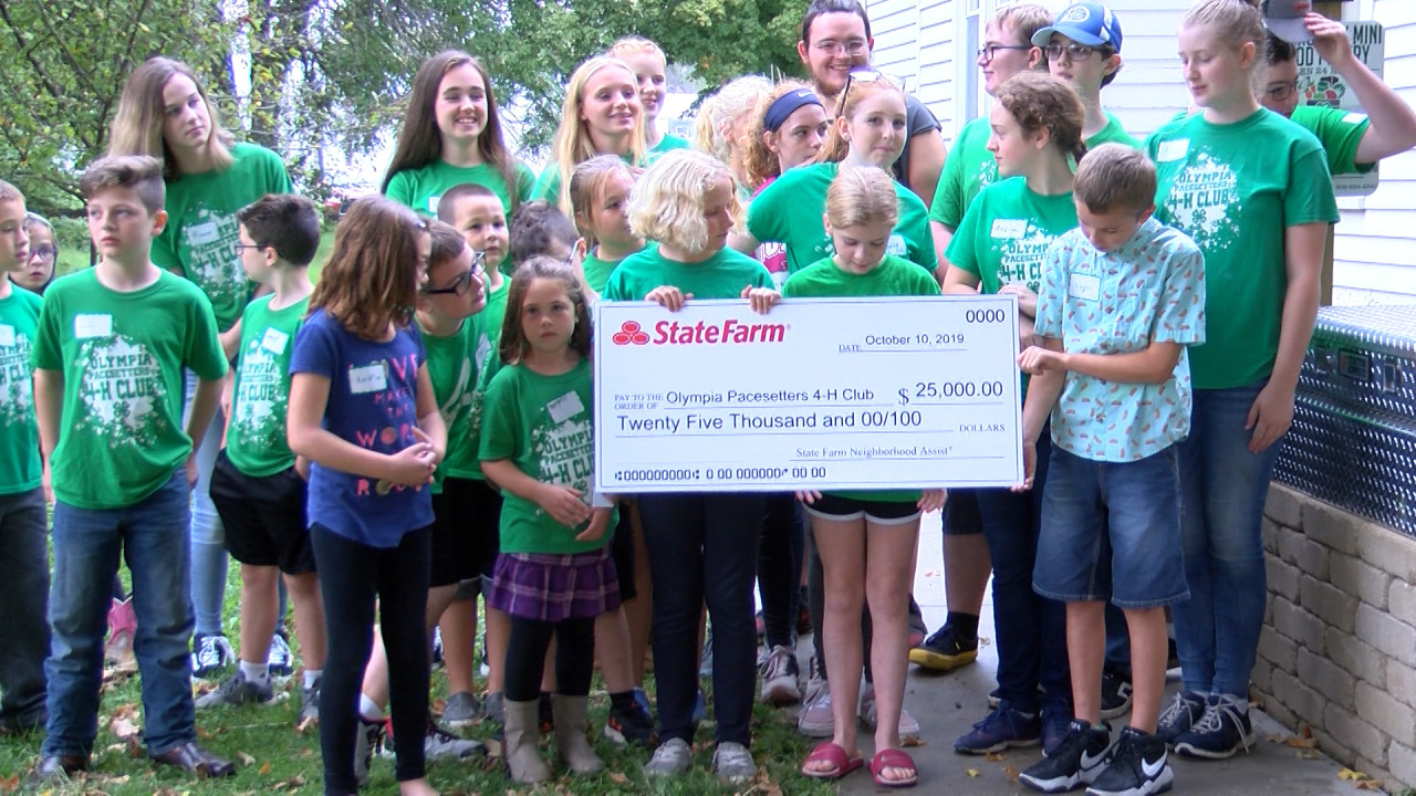 Local non-profit wins $25,000 to expand food pantries around community