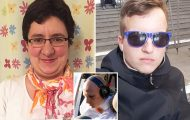 Neo-Nazi synagogue terrorist victims revealed as 'warm and funny' music lover, 40, and foo...
