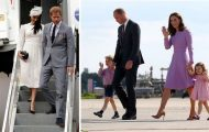 Royal Travel: Prince Harry and Prince William's secret commercial flights revealed   Trave...