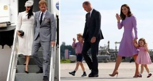 Royal Travel: Prince Harry and Prince William's secret commercial flights revealed | Trave...