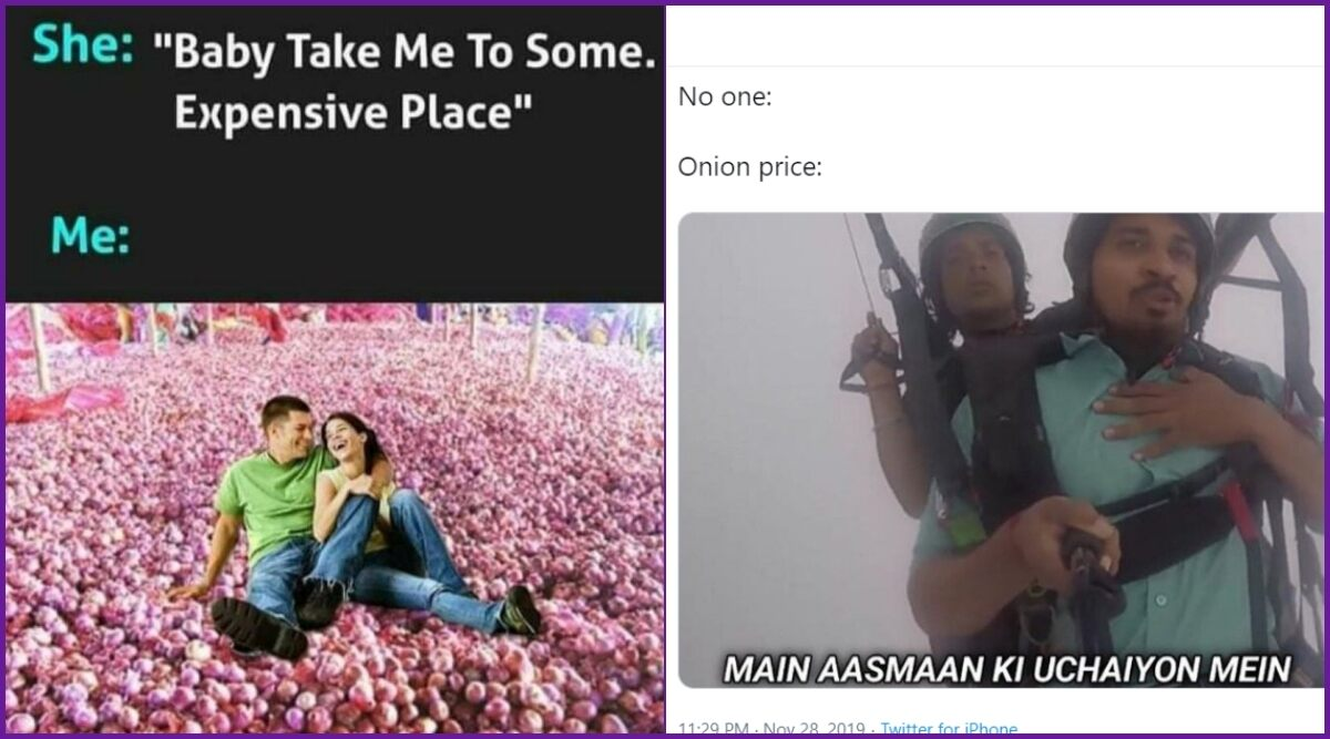 Onion Price Hike Gets Made Into Funny Memes! These Jokes and TikTok Videos Will Give a Res…