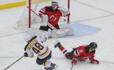 Torey Krug Celebrates Matt Grzelcyk's Two-Goal Game With Funny Tweet | Boston Bruins
