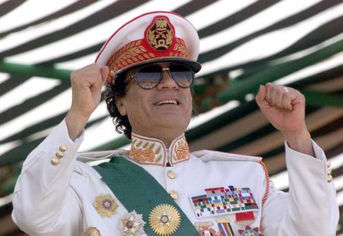 In League with Gaddafi review: Fabulous, funny documentary from Kevin Brannigan