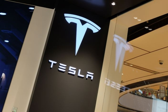 Tesla Woos Chinese Customers With Games and Entertainment Software