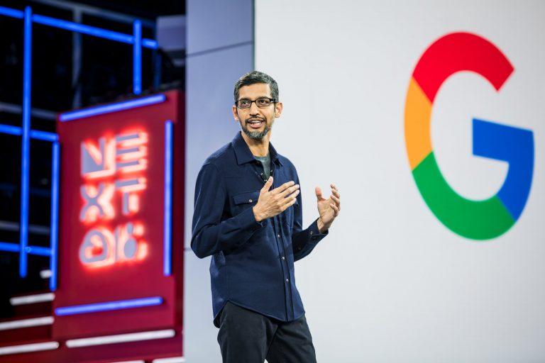 """""""Slept on the floor"""": Google CEO Sundar Pichai revealed interesting details of childhood i…"""