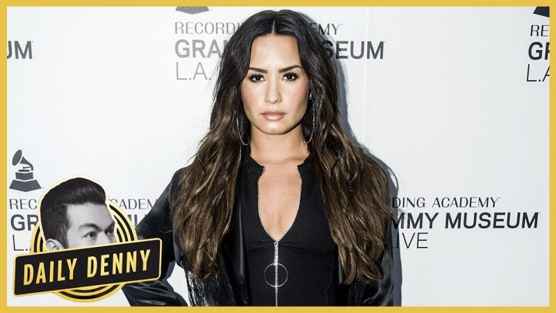 Why Demi Lovato Is Still In The Hospital | Daily Denny