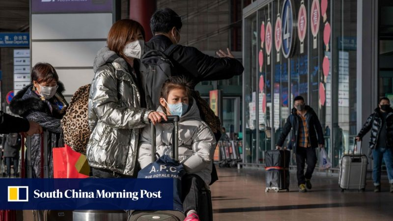 Banks advise caution in travel as Wuhan coronavirus outbreak worsens - South China Morning...