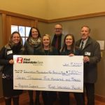 Education foundation receives $7,500 grant