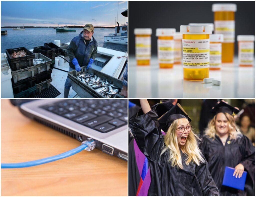 Health care, corrections, broadband at top of state legislative agenda