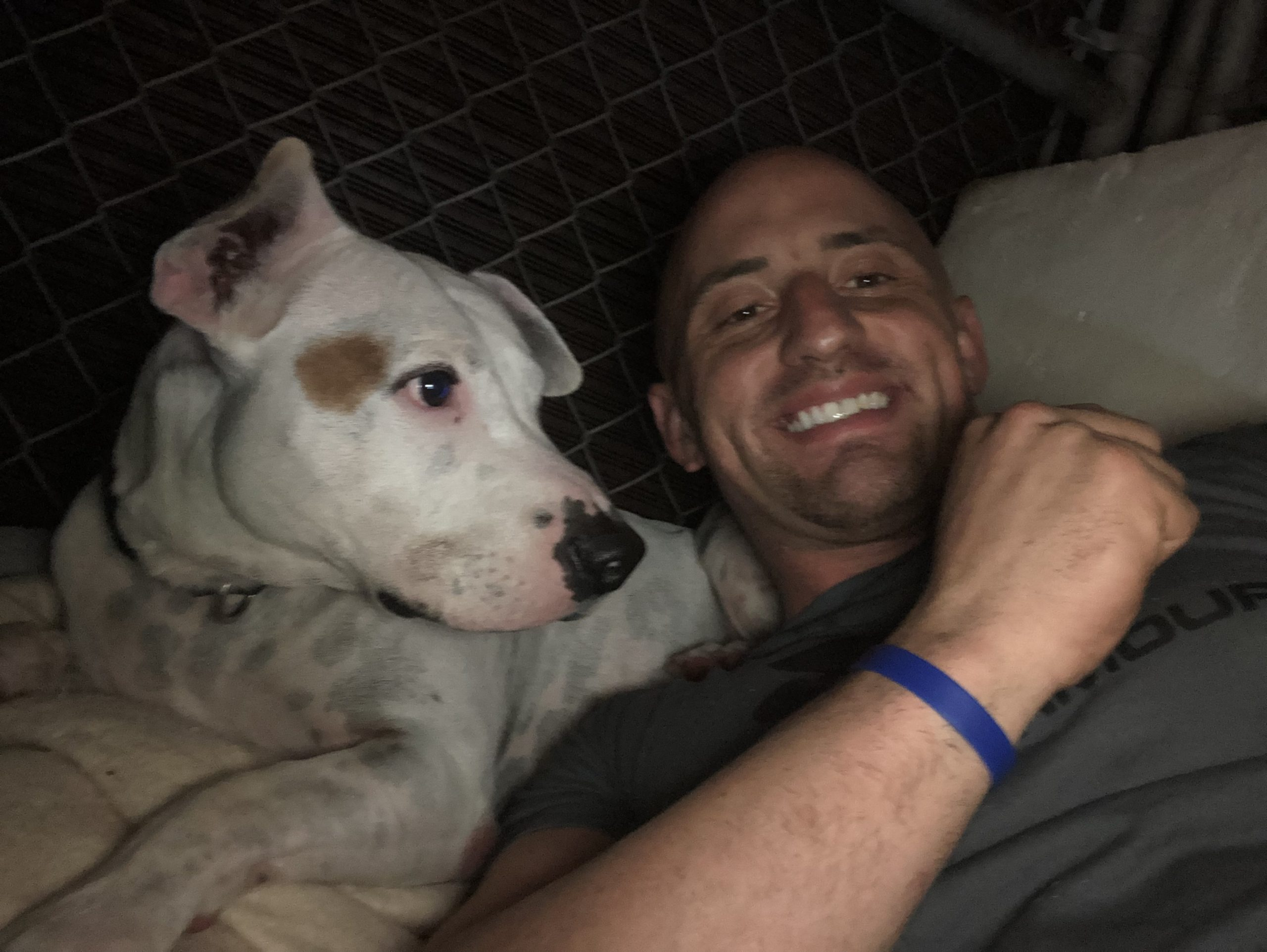 Man Slept at Animal Shelter to Help Pets Get Adopted | Florida News