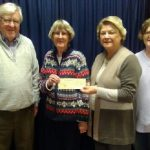 Milton Farmers Market donates to community food pantry