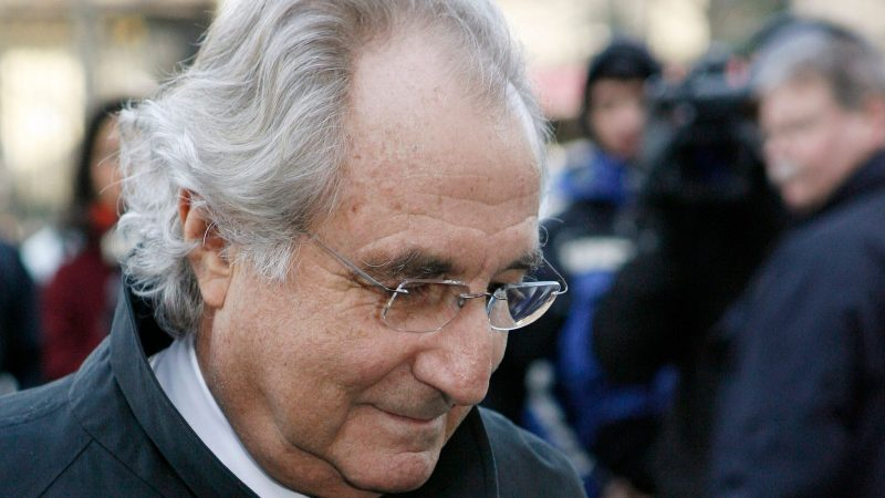 Bernie Madoff Asks To Be Released From Prison Due To Failing Health