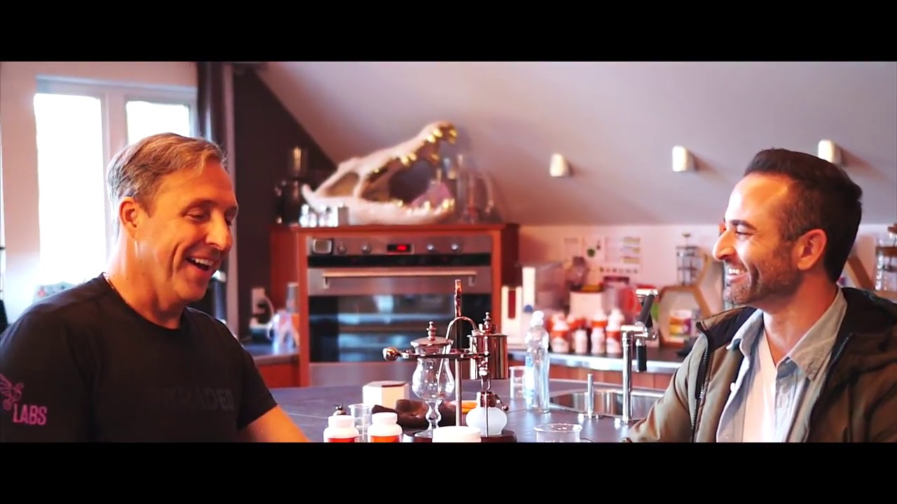Biohacking With Bulletproof Coffee Creator, Dave Asprey