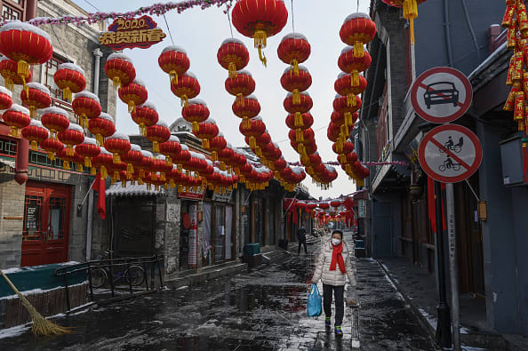 'China is still China' so start making post-epidemic business plans