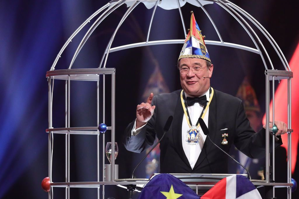 Will the Man in the Funny Hat Replace Angela Merkel?