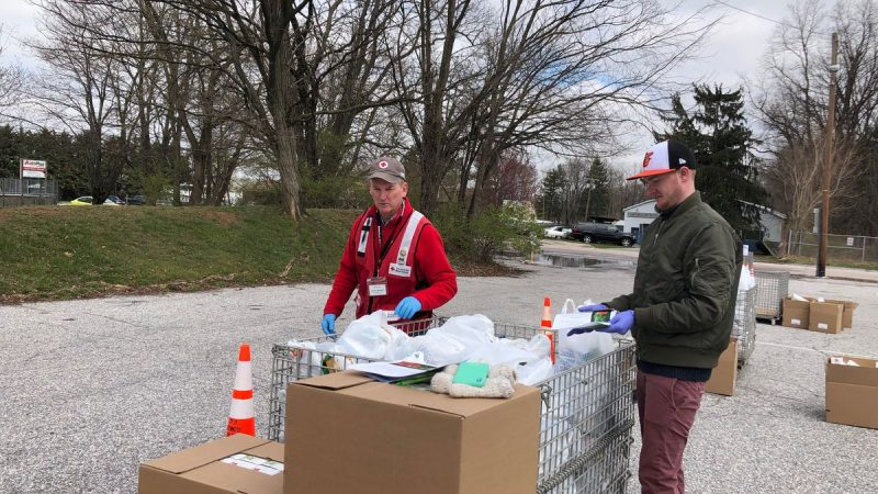 Coronavirus complicates the work of Carroll County food pantries