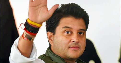 Jyotiraditya Scindia formally joins BJP