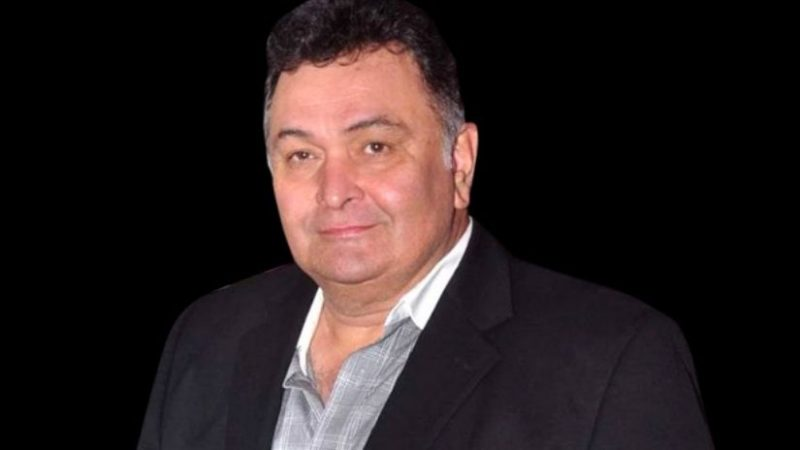 Rishi Kapoor recommends laughter therapy in time of coronavirus, shares funny video on out...