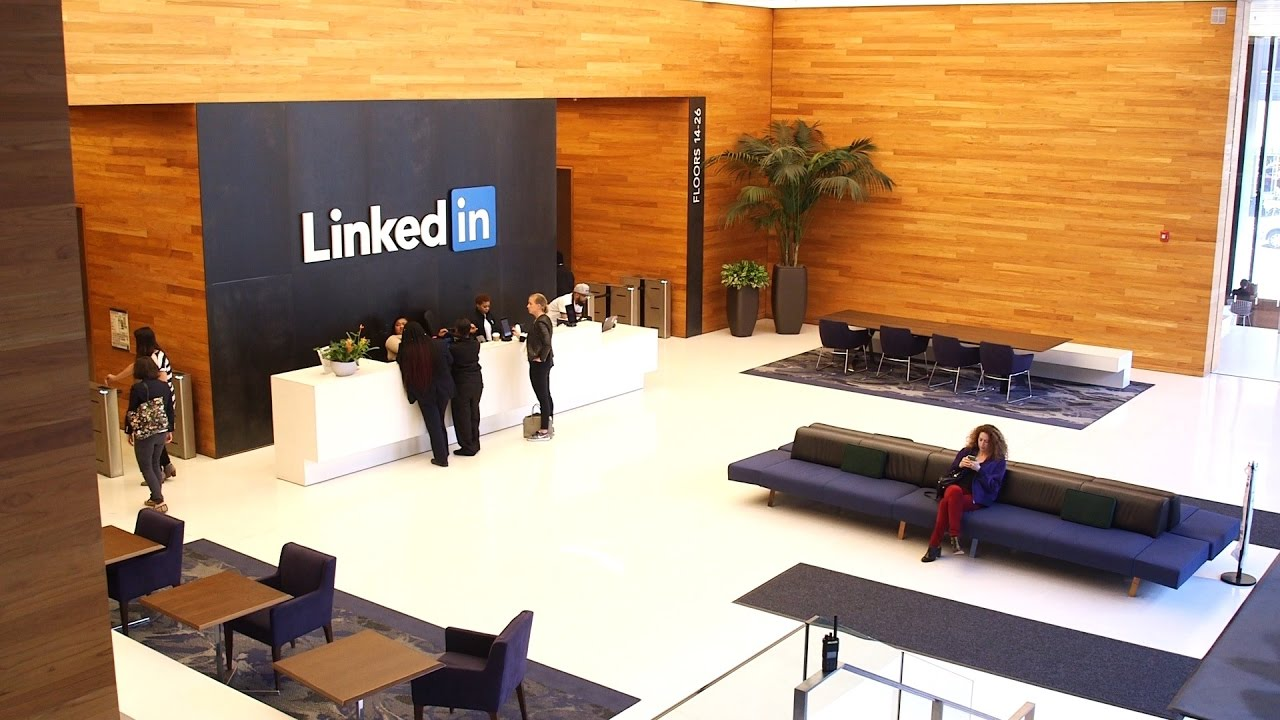 LinkedIn's gorgeous San Francisco offices are unlike anything we've ever seen