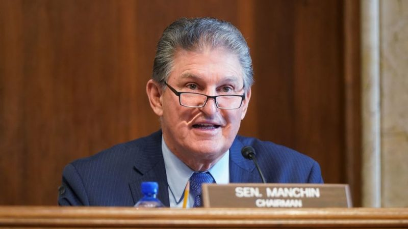 Manchin: No Easing, Eliminating Filibuster Rules | Politics