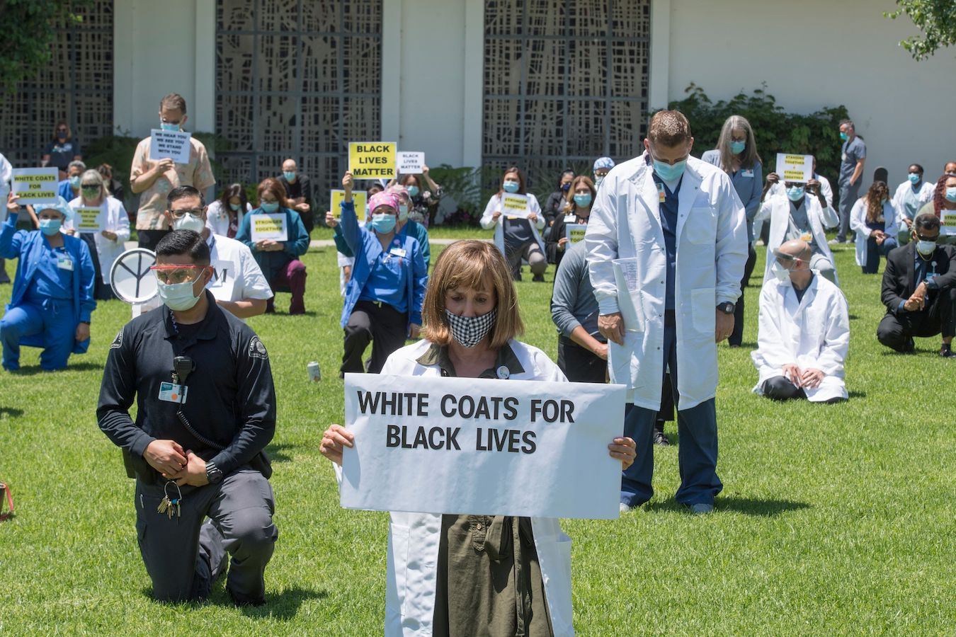 Events of 2020 Moved Medical Students to Political Activism