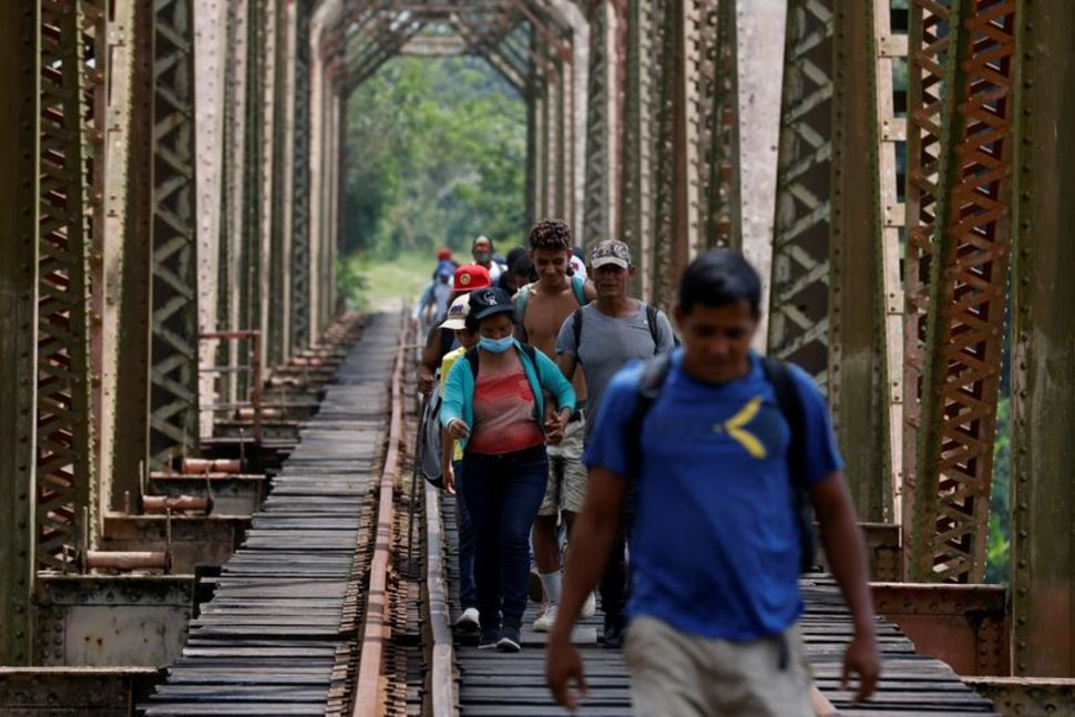 Honduran Delegation Starts U.S. Talks Seeking Aid for Hurricane Damage | World News