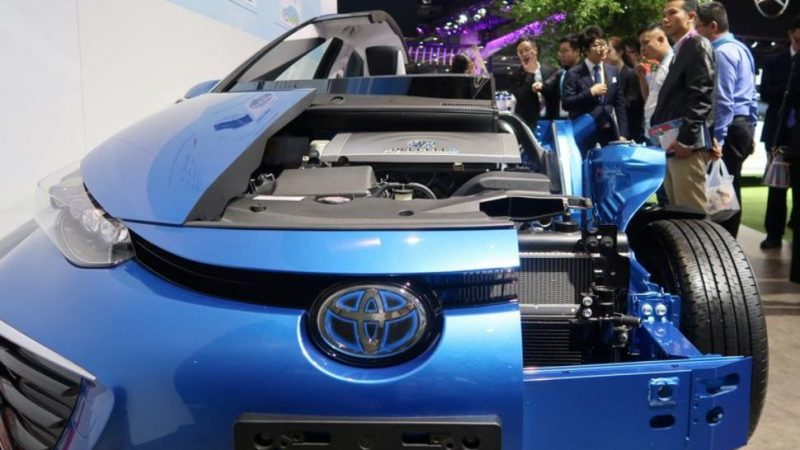 China's Capital Envisages 10,000 Fuel Cell Vehicles by 2025 | Technology News