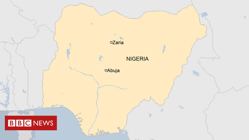 Nigeria gunmen kidnap nurses and infant from Zaria hospital – BBC News