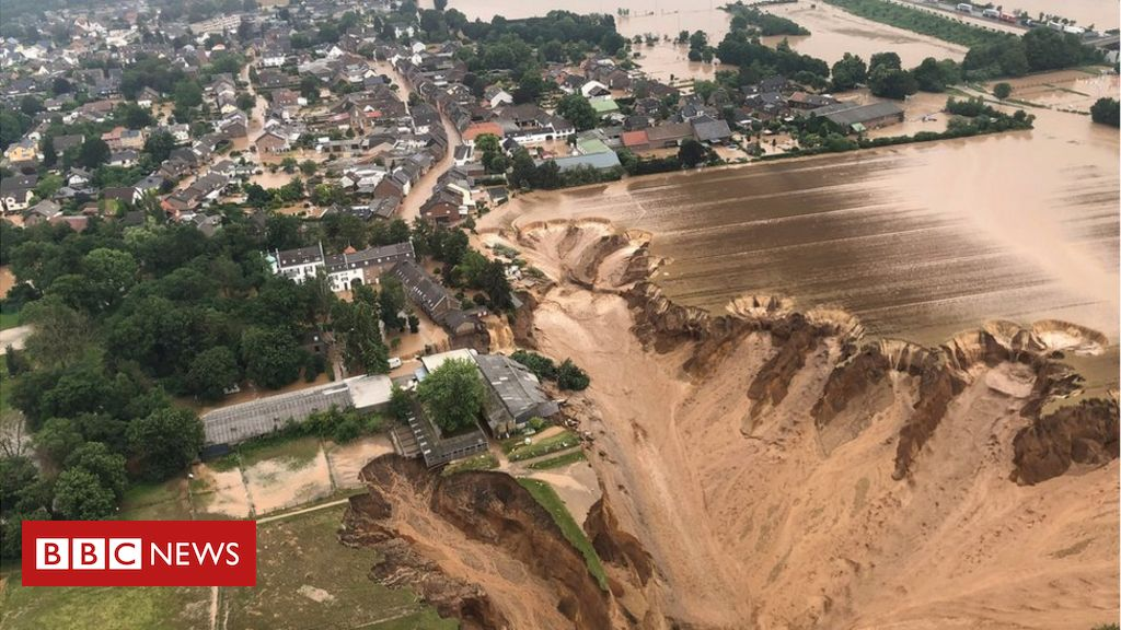 Europe floods: At least 120 dead and hundreds unaccounted for – BBC News