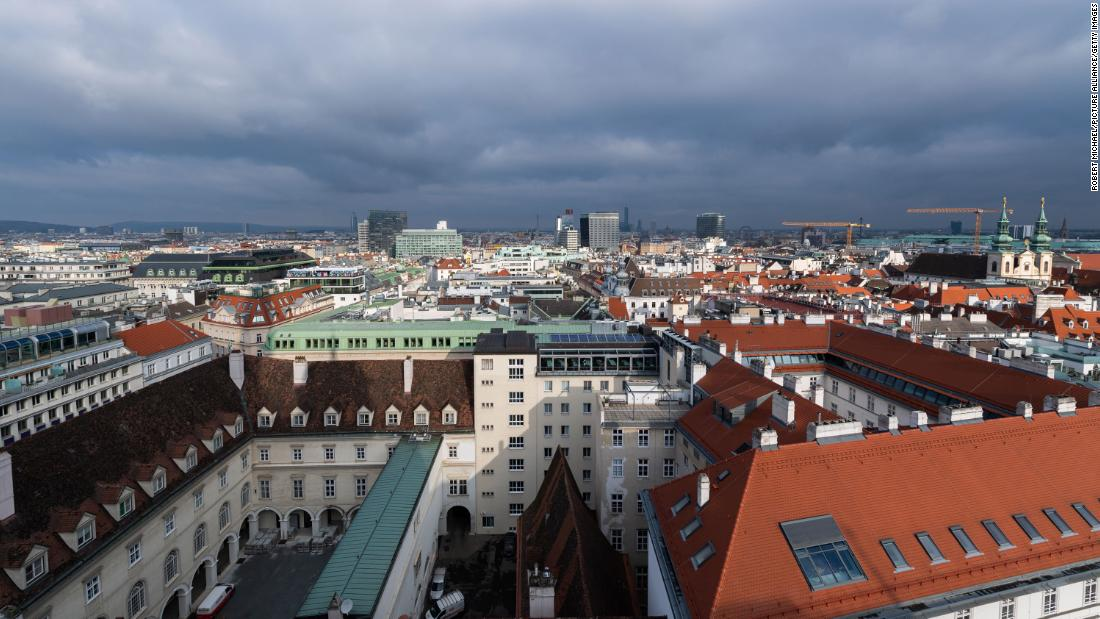 About two dozen reports of mysterious health incidents on US personnel in Vienna