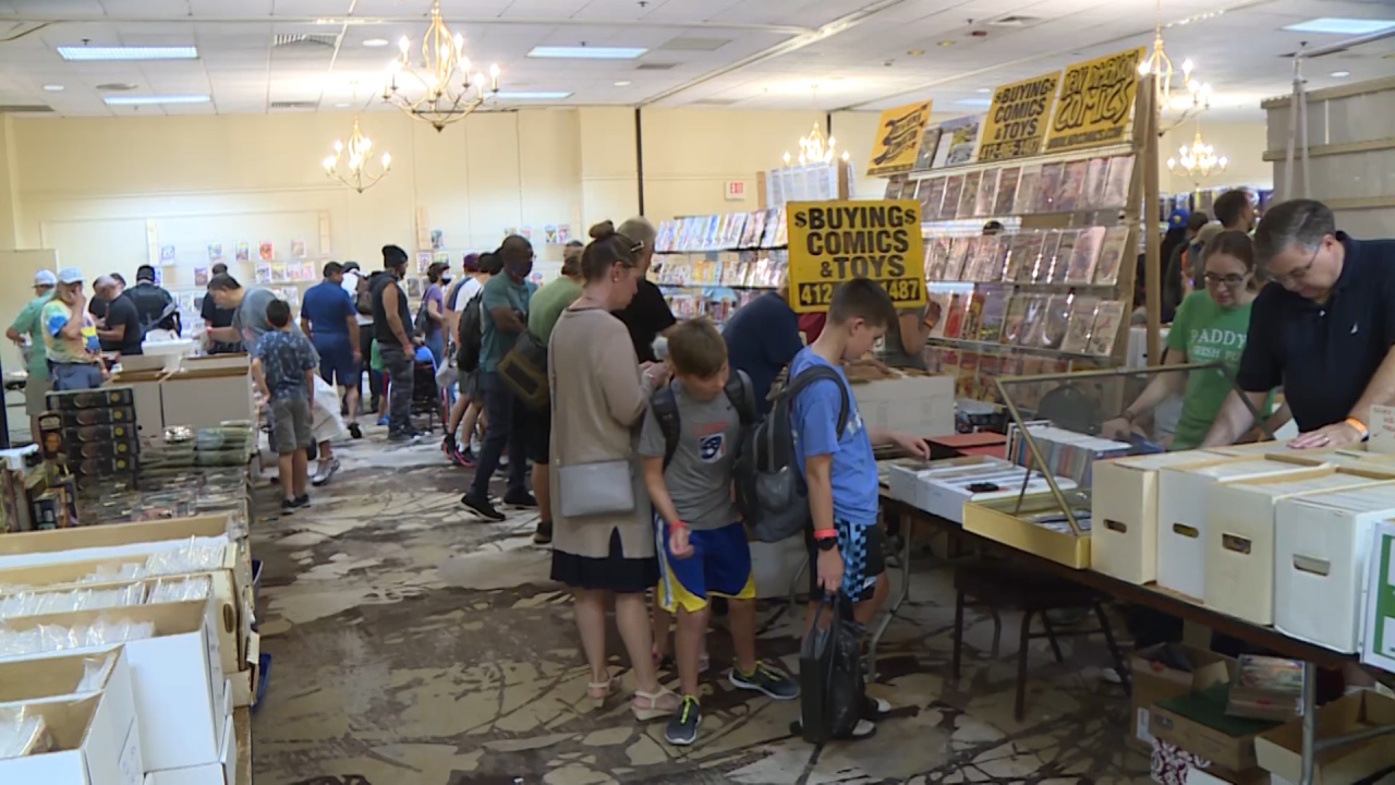Back in action! Frederick Comic Con returns | WDVM25 & DCW50
