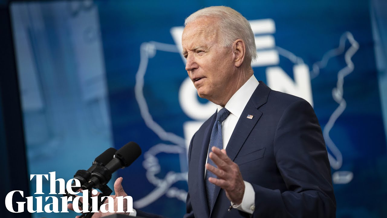 Biden plans fresh effort to reach unvaccinated Americans and says the 'fight is not over' – live | US news