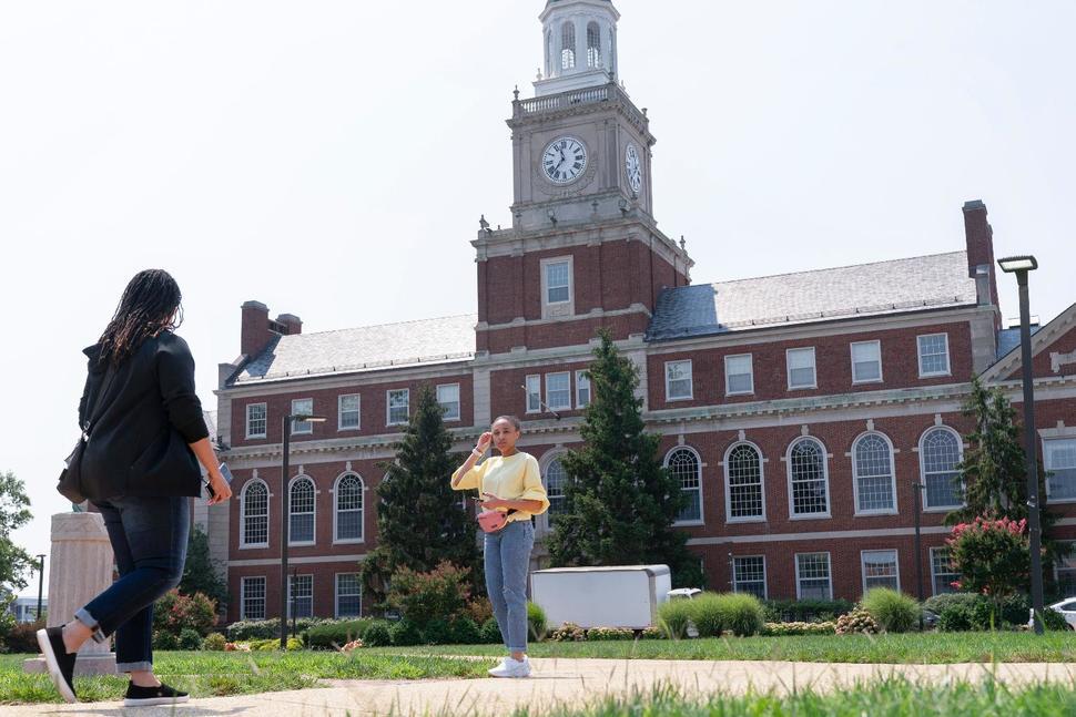 With Harris and Hannah-Jones, Howard University Is on a Roll | Political News
